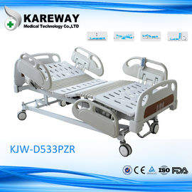 China Rehabilitation Centre Electric Hospital Bed , 4 Motors Manual Portable Clinitron Hospital Bed supplier
