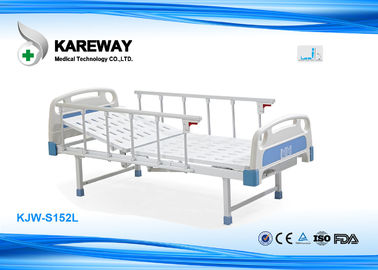 China CE Approved Hospital Patient Bed Medical Equipment For Nursing Home With Backrest Tilting supplier