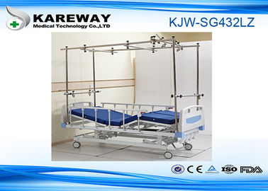 China Orthopedic Traction Electric Adjustable Beds , Most Comfortable Adjustable Bed supplier