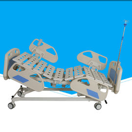 5 Functions Electric Hospital Bed Durable For Icu / Clinic Easy To Move