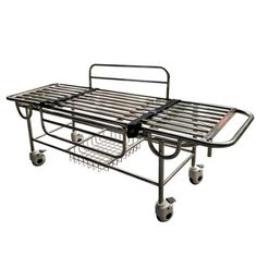 China Flexible Stretcher Hospital Bed , Wheeled Emergency Folding Stretcher supplier