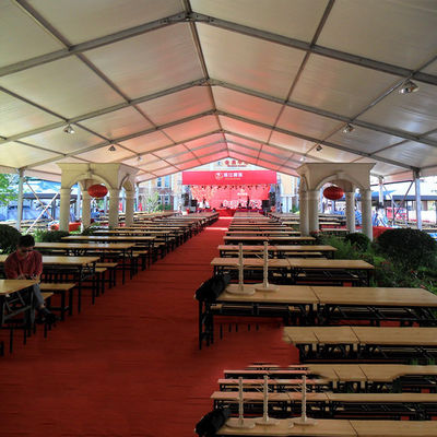 1000 people large fire proof modular wedding marquee  huge tents for celebration