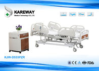 China Motorized Full Electric Hospital Beds With Side Rails For Paralyzed Patients factory