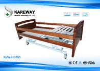China Variable Height Homecare Hospital Beds With Durability High Impact End Panels factory