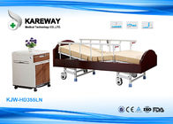 China Charity Hospital Wooden Hospital Patient Bed , Old Man Hospital Bed Easy Removable company