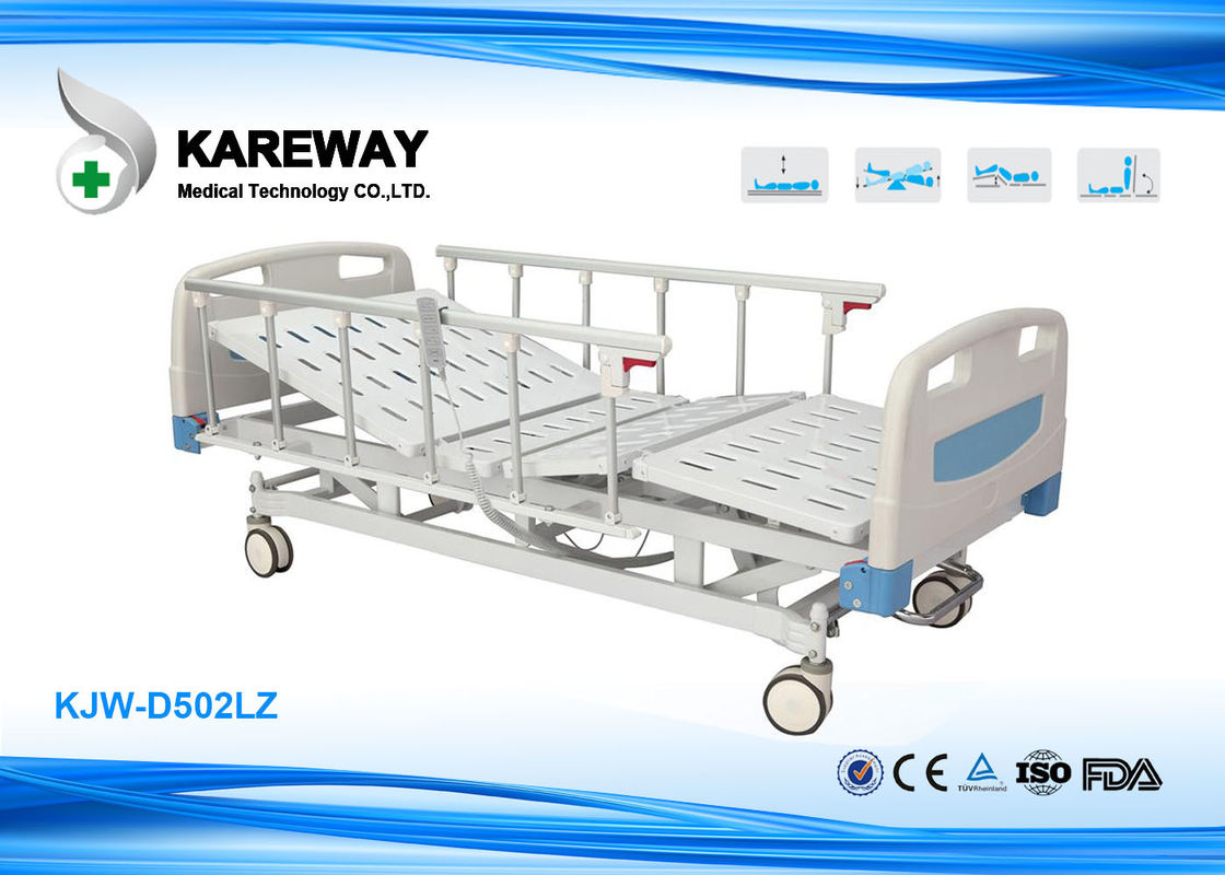 Five Functions Hospital Patient Bed Electric Hospital Beds For Tender