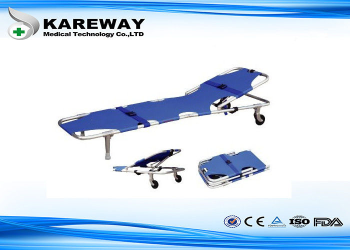 aluminum first aid stretcher outriggers for ambulance with water