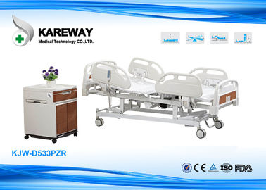 Motorized Full Electric Hospital Beds With Side Rails For Paralyzed Patients