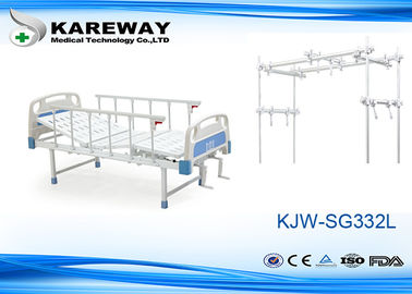 Lightweight Two Positions Single Orthopedic Beds Remote Control For Traction Treatment